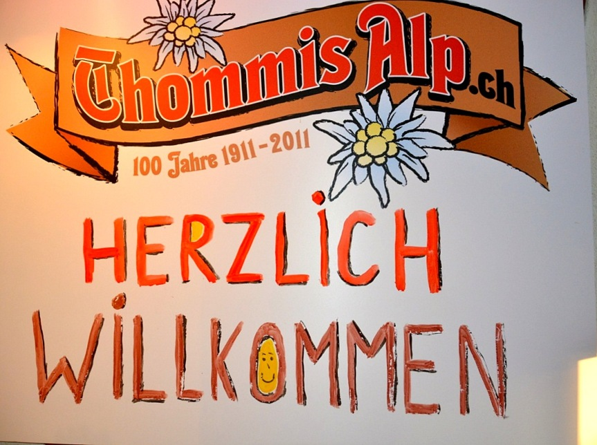 Welcome to Thommis Alm