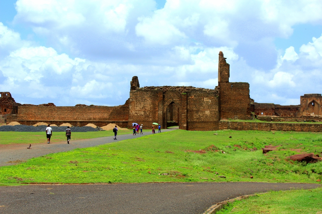 Within the Fort