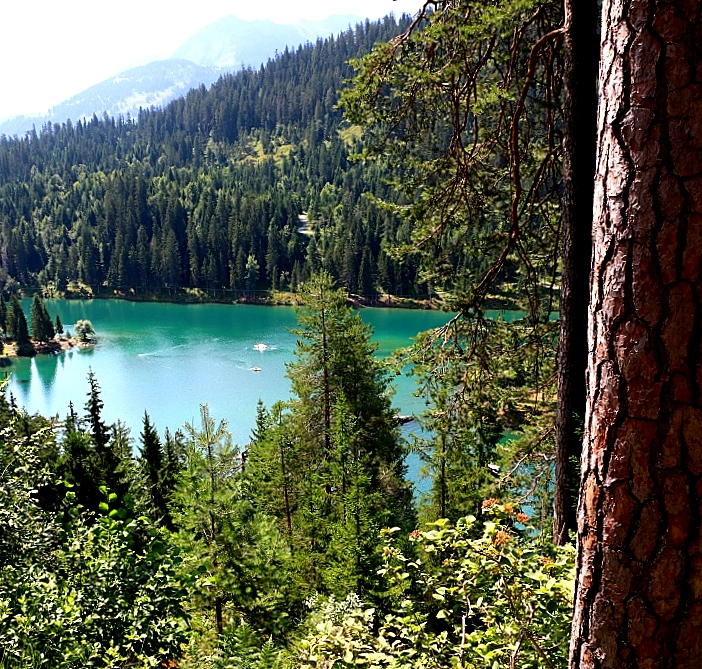 Caumasee Lake