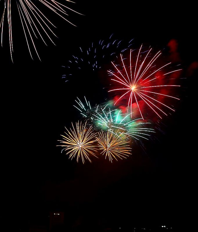 Fireworks Display 1