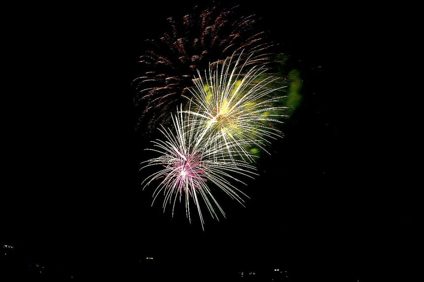 Fireworks Display 2