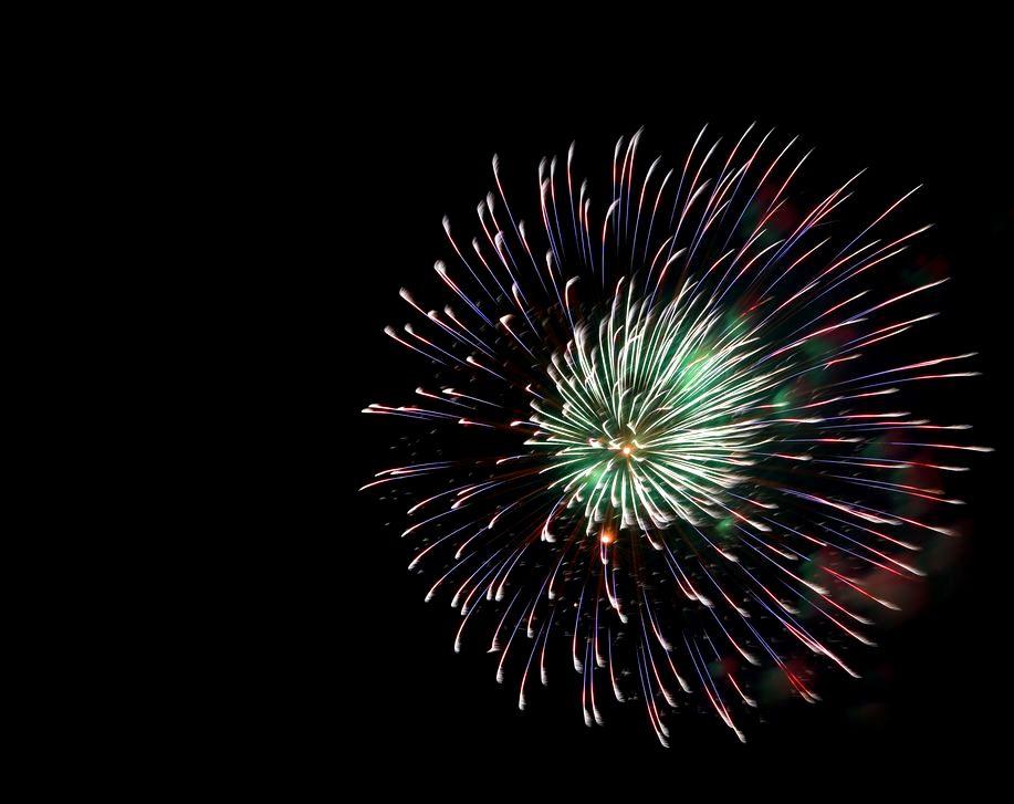 Fireworks Display 4
