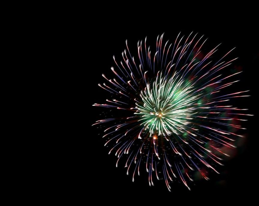 Fireworks Display 4