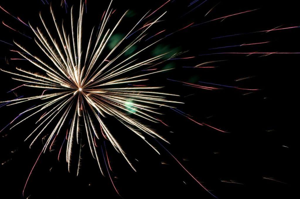 Fireworks Display 5