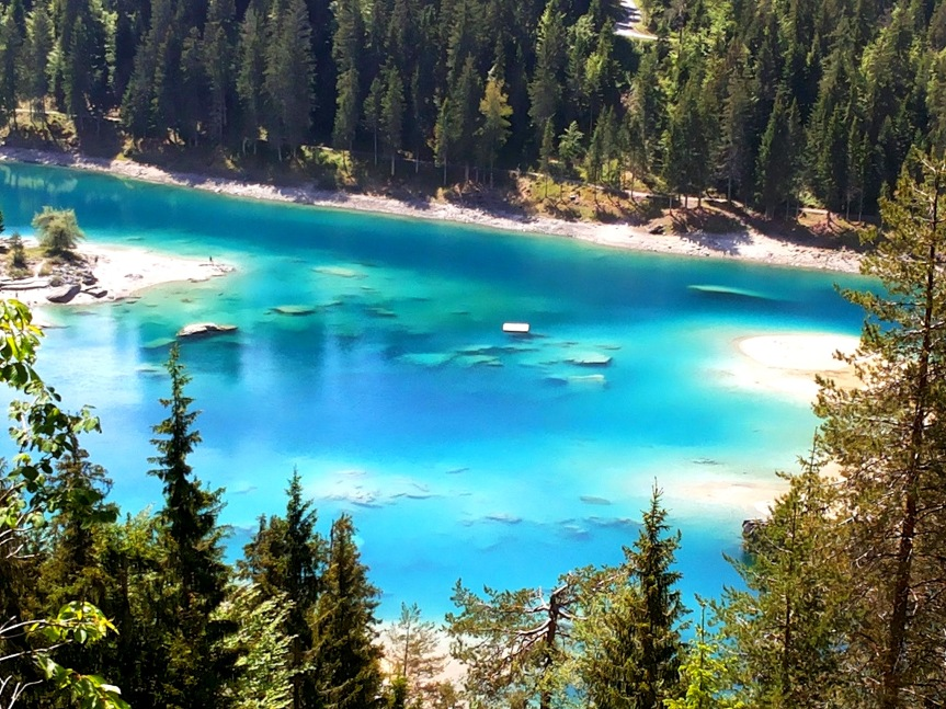 Lake Caumasee 2