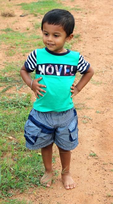 Madhav Posing