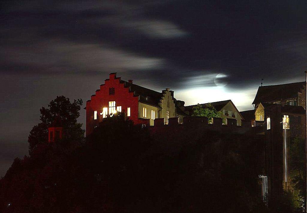 Schloss Laufen Castle