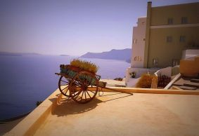 Around Oia 2