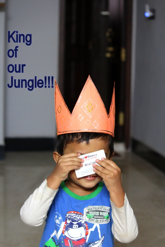 King of our Jungle