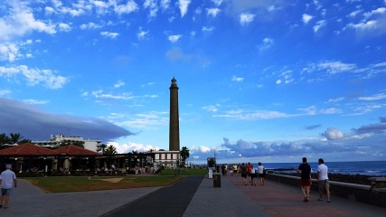 Lighthouse at Maspalomas