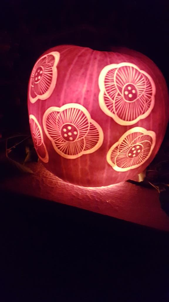 Pumpkin Lighting 2