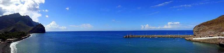 San Nicolas Beach