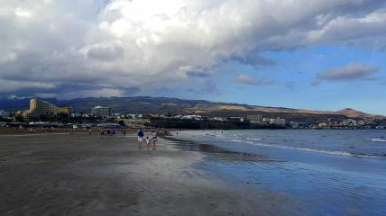 Playa Del Ingles Beach