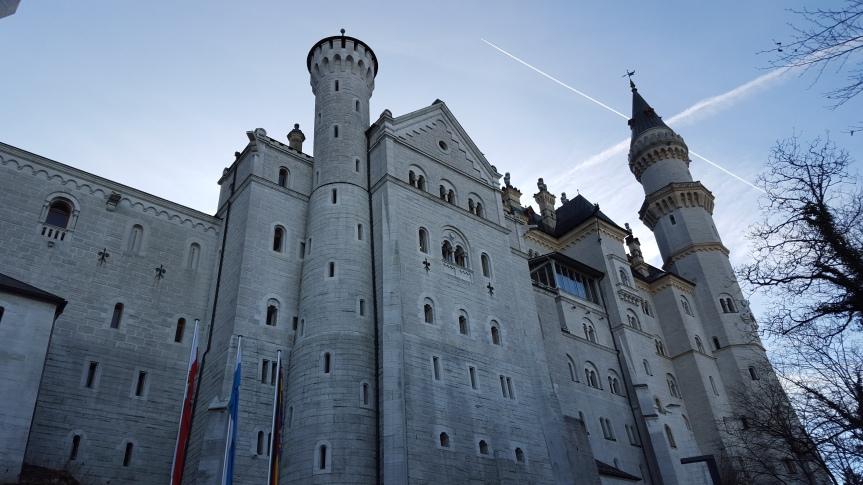 Neuschwanstein Castle-001