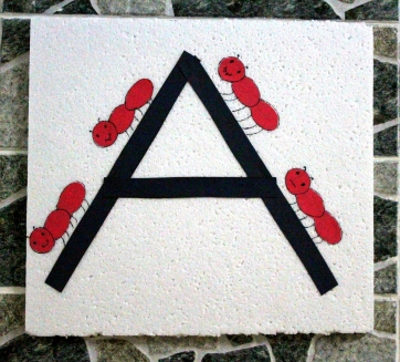A is for Ant
