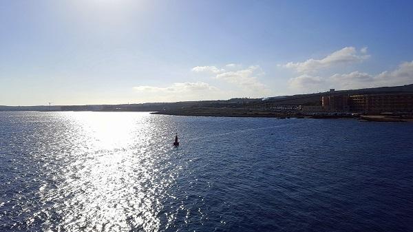 Ferrying to Gozo