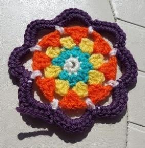 Step 3- Mandala