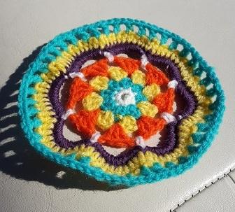 Step 4- Mandala