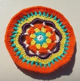 Step 5- Mandala