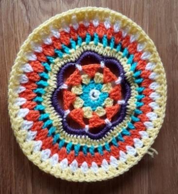 Step 8- Mandala